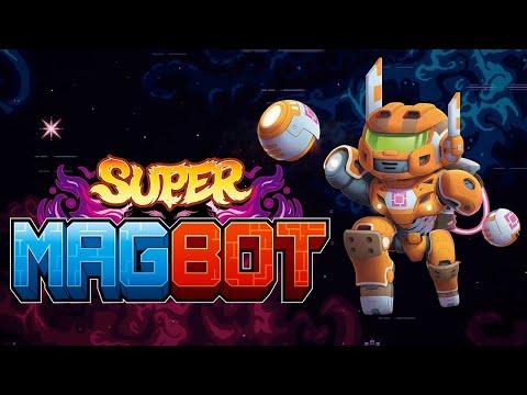Super MagBot GamePlay  