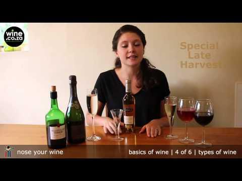 Types of Wine #4 of 6 - Basics of Wine
