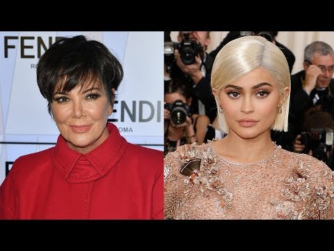 Kris Jenner BREAKS SILENCE On Kylie Pregnancy With Cryptic Response