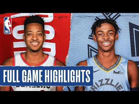 TRAIL BLAZERS at GRIZZLIES   FULL GAME HIGHLIGHTS   February 12, 2020