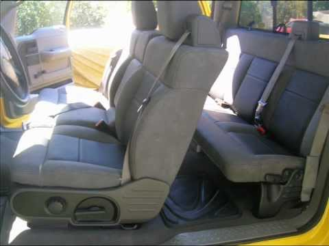 2004 Ford F-150 Interior Seats by matt1989cars SSinteriors ...