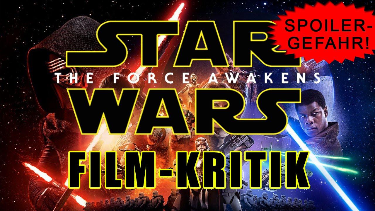 Star Wars: Episode VII - Das Erwachen der Macht | Spoiler ...