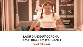 Gambar cover Lagu Dangdut Corona Ramai Dikecam Warganet