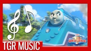 Thomas & Friends - The Great Race - STREAMLINING! (ORIGINAL INSTRUMENTAL)