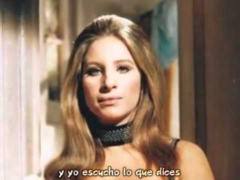 Woman in Love - Barbra Straisand Subtitulado