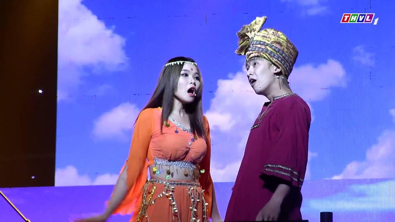 Biệt Đội Tài Năng I Tập 10: Aladin và cây đèn thần - Đội H5 - Phần 1