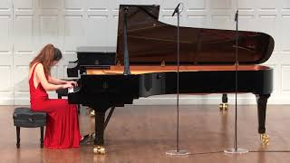 Bartók Piano Sonata, Sz. 80 (1926) - Chengcheng Yao