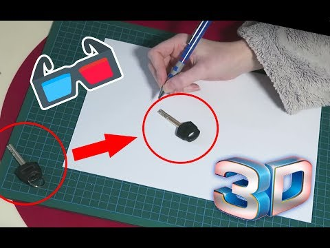 TUTO : LE 3D DRAWING