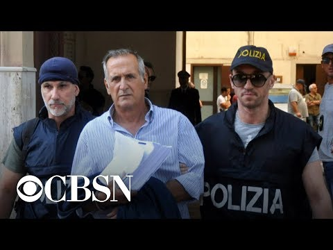 U.S. And Italy Crack Down On Mafia Resurgence