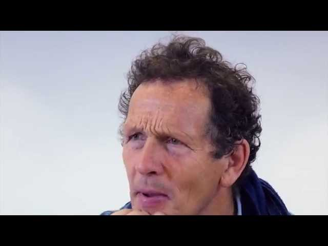 Monty Don, Broadcaster and President of The Soil Association