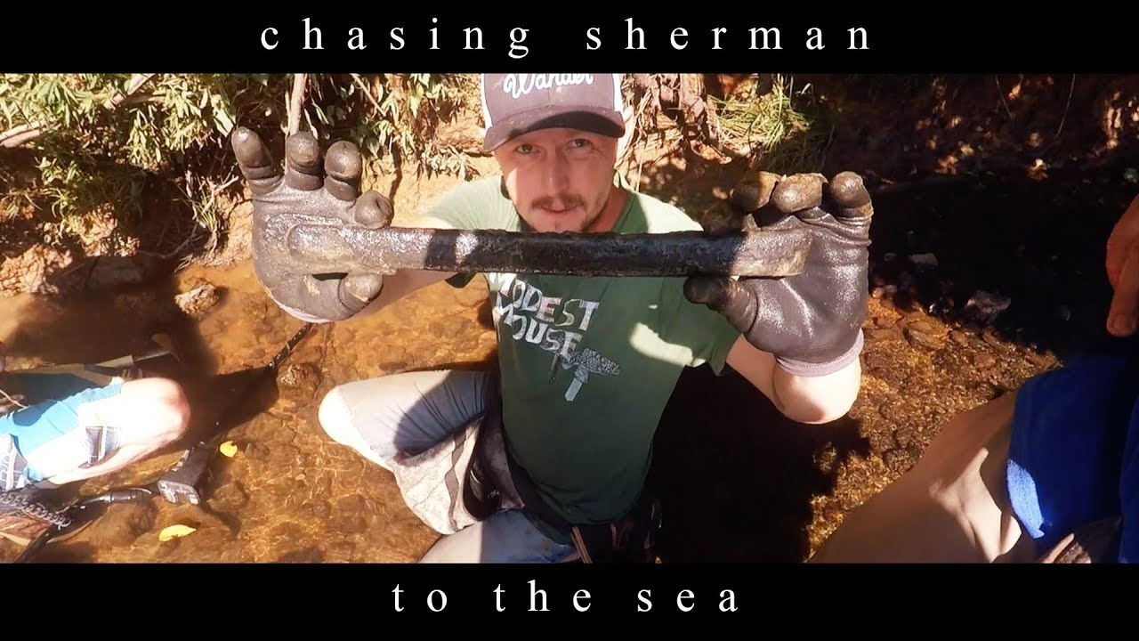 Unbelievable River Treasure Found - Major Civil War Crossing - Chasing  Sherman