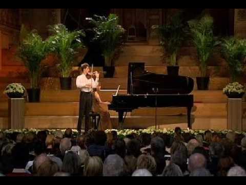 Lorenzo Gatto | Saint Saens : Havanaise | Queen Elisabeth Violin Competition | 2009