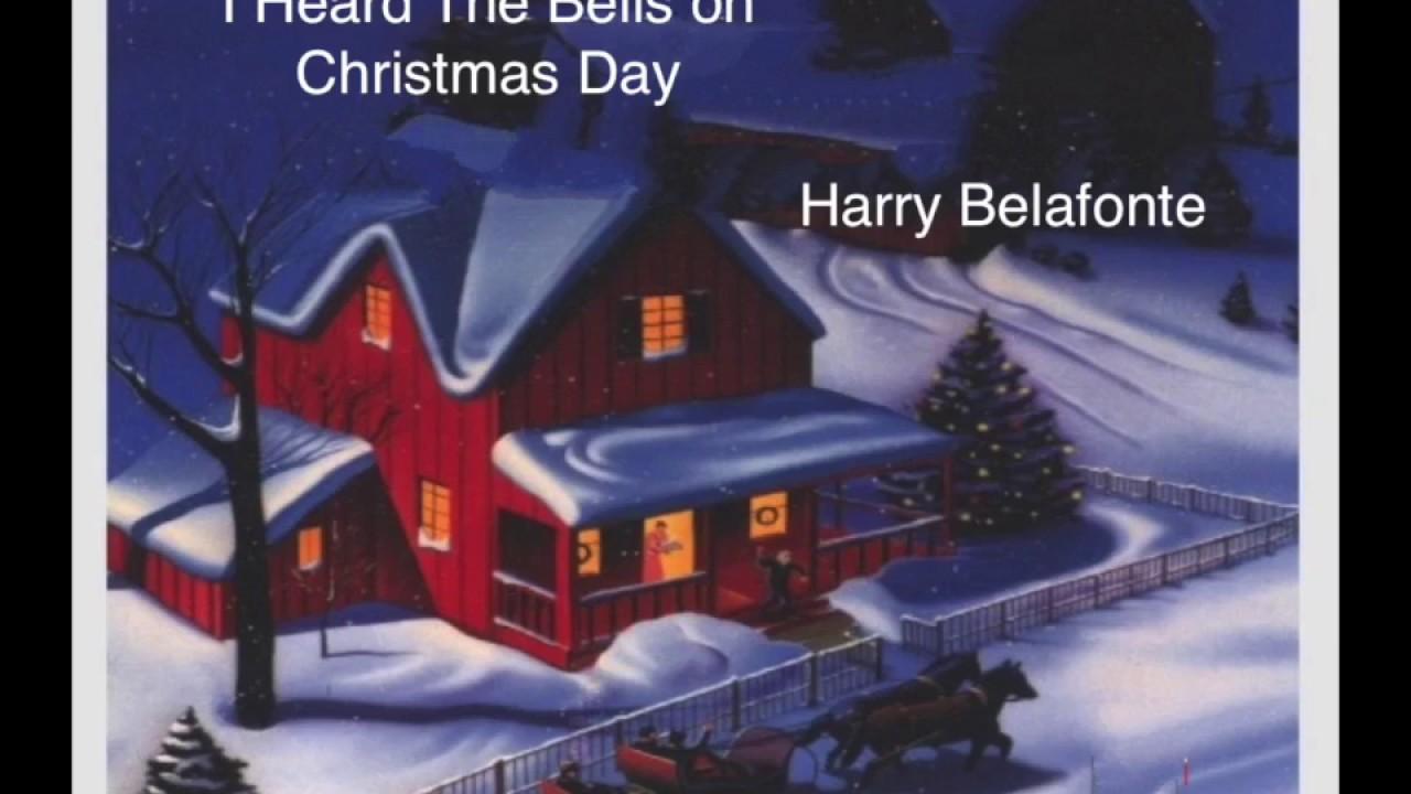 ❄ CHRISTMAS ❄ I Heard The Bells on Christmas Day ~ Harry ...