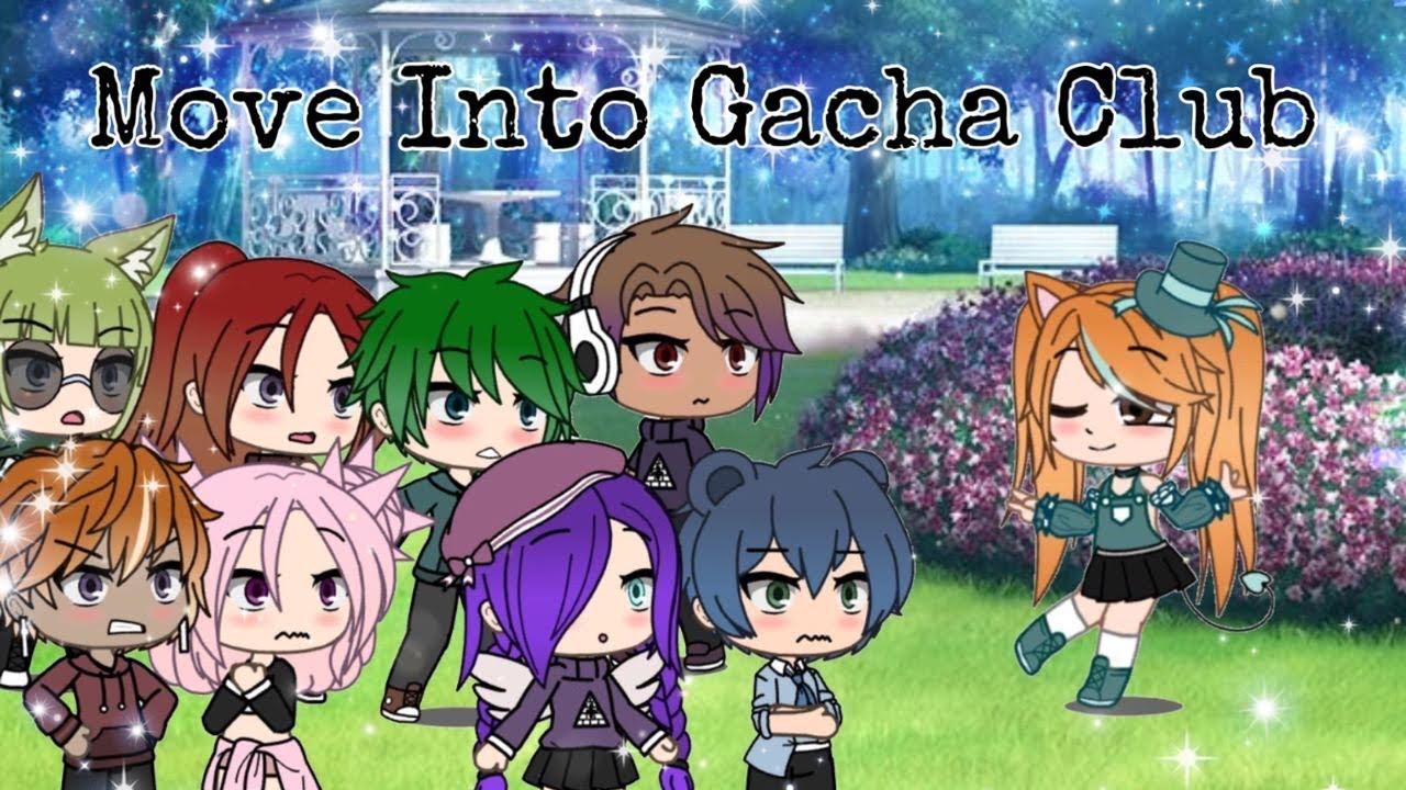 My ocs move into Gacha Club! | Gacha Club Video