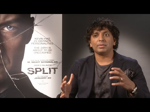 'Split' SPOILER ALERT: M. Night Shyamalan Explains THAT Ending