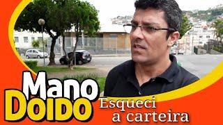 ESQUECI A CARTEIRA - PIADA DE DOIDO - MANO DOIDO PARAFUSO SOLTO thumbnail