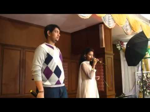 Thendral vanthu ennai thodumAirtel Super Singer SHRAVANPRIYANKA