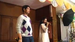 Thendral vanthu ennai thodum  Airtel Super Singer SHRAVAN  PRIYANKA