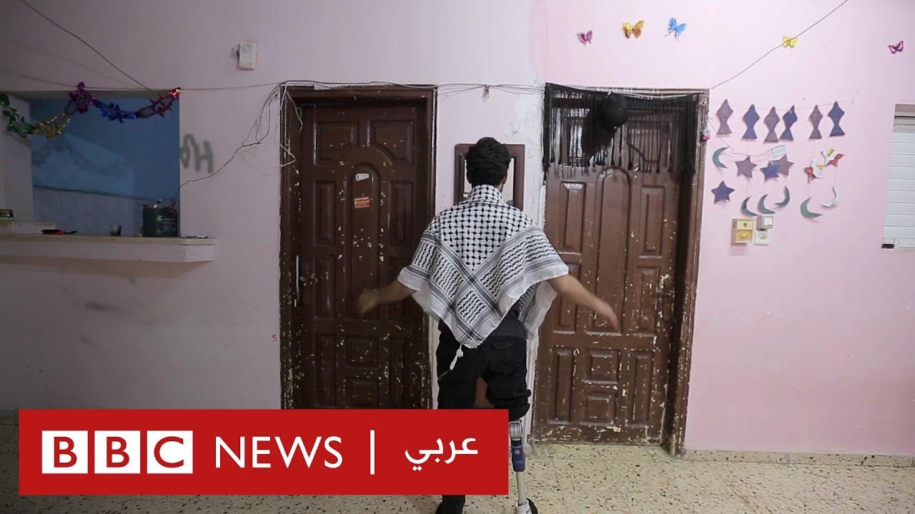 مسحراتي فلسطيني على قدم واحد يوقظ الصائمين  - نشر قبل 5 ساعة