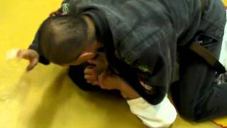 Head and Arm Choke from Mount (2011-08-10)
