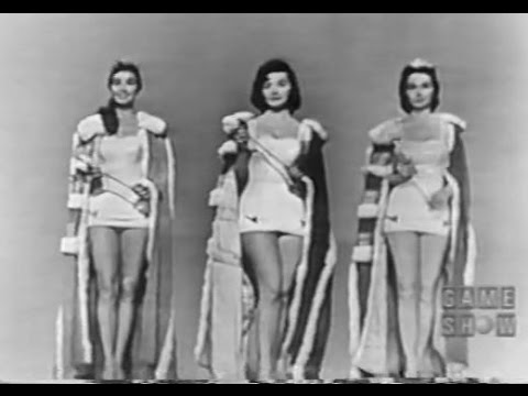 To Tell the Truth - Royal bartender; Miss Universe 1957; PANEL: Mary Healy (Apr 23, 1957)