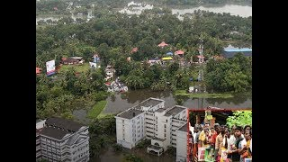 Kerala floods: Respite from heavy rains, Centre to airlift 100 metric tonnes of foodgrain
