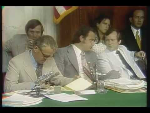 Watergate: What did the president know? - Howard H. Baker Jr.