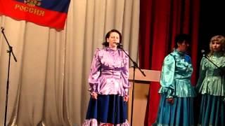 """Ансамбль МО МВД """"Стародубский"""" Песня о России."""