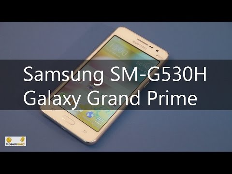 Обзор смартфона Samsung SM-G530H Galaxy Grand Prime