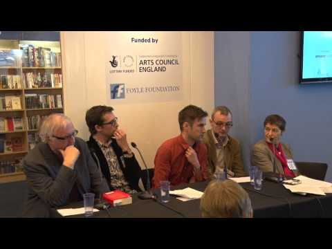 Literary Translation Centre 2014 - The Translator's Continui