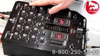 видео Где купить микшерный пульт behringer djx 750