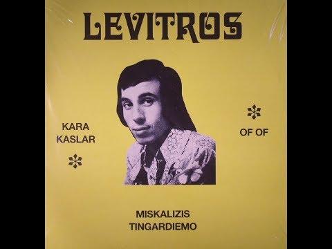 Levitros- Kara Kaşlar (Orijinal Plak Kayıt)