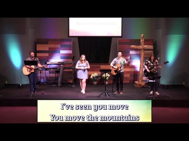 VP Live: June 27th, 2021 - Sunday Service with Pastor James