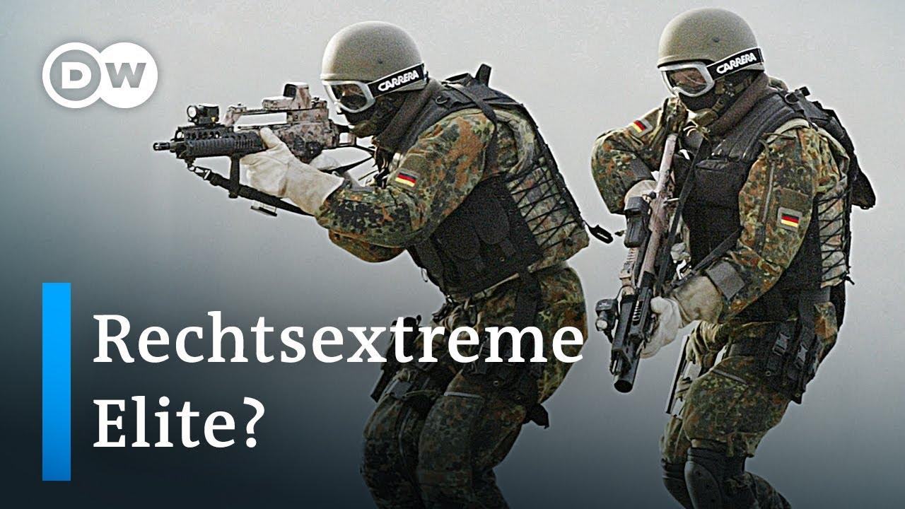 Wie rechtsextrem sind KSK und Bundeswehr?