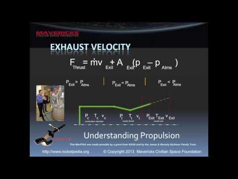 Exhaust Velocity