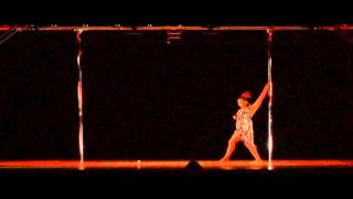 Kelly Yvonne - - Midwest Pole Dance Competition 2012