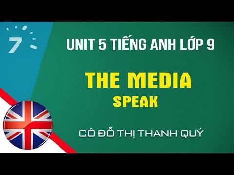 Unit 5: Speak trang 42 SGK Tiếng Anh lớp 9|HỌC247