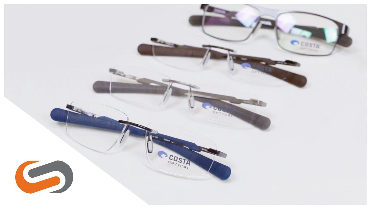 cbd9a16b8c Costa Seamount Eyeglasses Collection