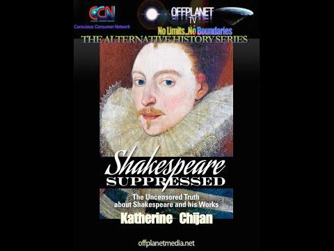 OffPlanet TV-Episode 12- 06-24-15 - Hour 1 - Katherine Chiljan: Shakespeare Suppressed