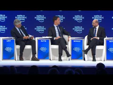 Davos 2017 - Which Europe Now