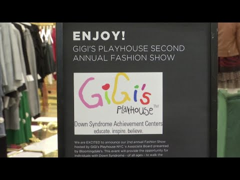 The Wake Up Show - This Fashion Show Let's Kids With Down Syndrome Strut Their Stuff!
