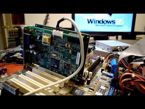 The Windows 95 Machine (SSD) - Part 1