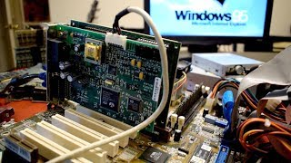 The Windows 95 Machine (SSD) - Part 1