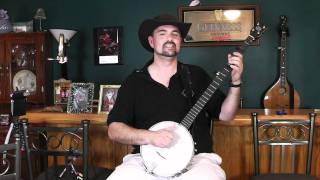 Frailing Banjo Lesson: Don