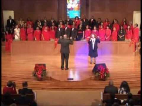 Sha Simpson and the Mass Choir Sing Maurette Brown-Clark's