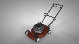 Lawn Mower Repair - How It Works