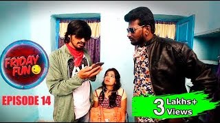 Friday Fun || Episode -14  ||Kidnappers || Mahesh Vitta || Jhansi || Praneeth Sai