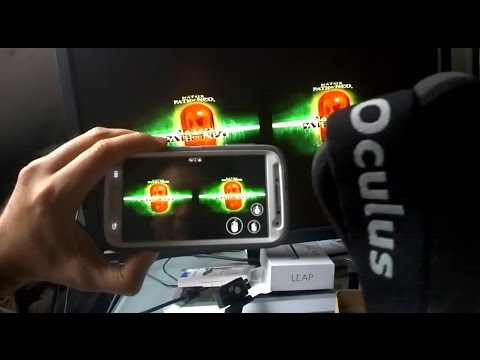 how to play oculus videos cardboard