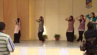 aaja ve dance
