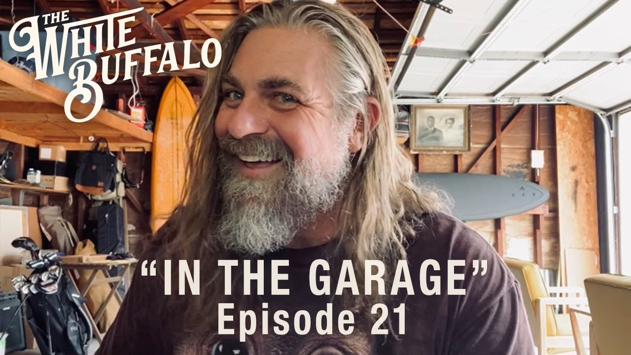 The White Buffalo - Widow's Walk - In The Garage: Episode 21